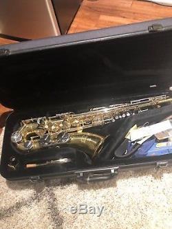 Yamaha Advantage YTS-200AD II Tenor Saxophone with Original Hard Case