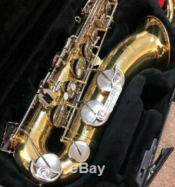 Yamaha Advantage YTS-200AD Tenor Saxophone With Case & Mouthpiece / Nice
