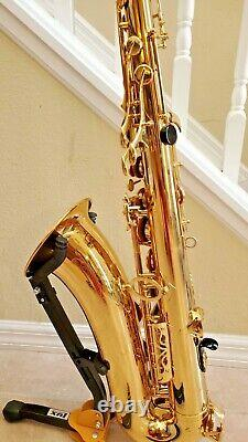 Yamaha Custom 82Z Tenor Saxophone