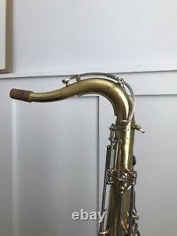 Yamaha Japan Tenor Saxophone YTS-23 With Original Hard Case Sax