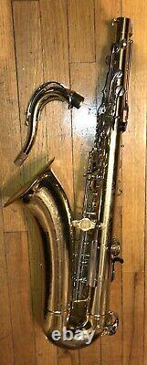 Yamaha Model YTS-23 Bb Tenor Saxophone withProtec Case & MP Made in Japan