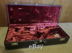 Yamaha Tenor Saxophone Hard Case, CASE ONLY