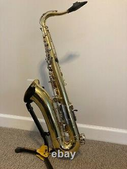 Yamaha Tenor Saxophone YTS-23 Good Condition with Case and Selmer C Mouthpiece