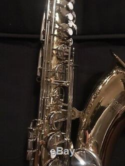 Yamaha Tenor Saxophone YTS-23 Made In Japan Cleaned And Serviced WithCase & Access