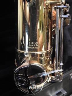 Yamaha Tenor Saxophone YTS-23 with original Hard Case