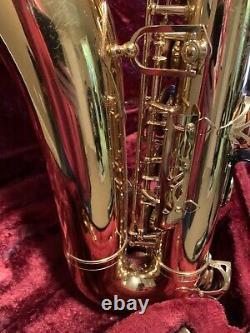 Yamaha Tenor Saxophone YTS-575 AL Allegro Model with Case