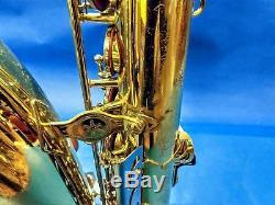 Yamaha YTS23 Tenor Saxophone With Softshell Case A