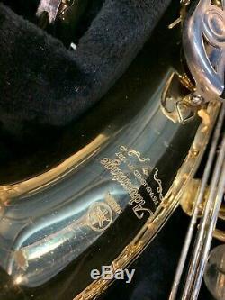 Yamaha YTS-200AD Advantage Tenor Saxophone Used with Case