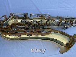 Yamaha YTS-21 Tenor Saxophone with Hard Case