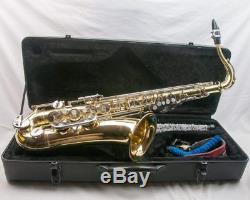 Yamaha YTS-23 Student Model Tenor Saxophone, New Case & Mouthpiece, Beautiful