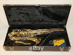 Yamaha YTS-23 Student Tenor Saxophone Band Instrument Japan with Case Mouthpiece