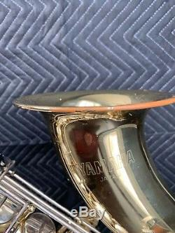 Yamaha YTS-23 TENOR Saxophone Excellent Condition with Case, Ready to play