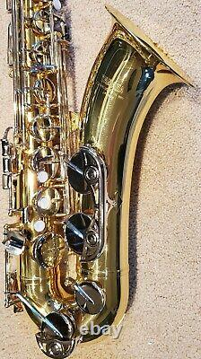 Yamaha YTS-23 Tenor Saxophone, Excellent Condition, Hard Case, Mouthpiece