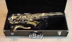 Yamaha YTS-23 Tenor Saxophone, Hard Case, Great Condition, New Mouthpiece