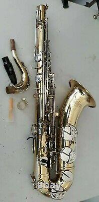 Yamaha YTS-23 Tenor Saxophone Made In Japan withCase