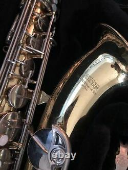 Yamaha YTS-23 Tenor Saxophone Made in Japan, Plays Well, Nice Used Condition