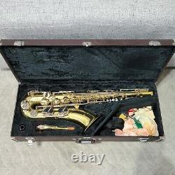 Yamaha YTS-23 Tenor Saxophone Made in Japan with Case