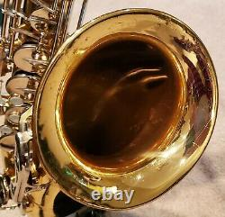 Yamaha YTS-23 Tenor Saxophone, Very Good Condition, Case, Mouthpiece, Neck Strap