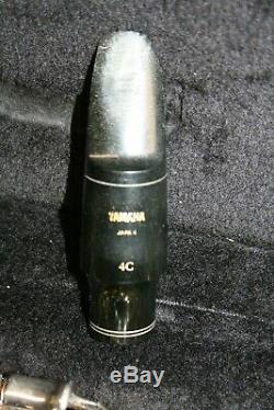 Yamaha YTS-23 Tenor Saxophone With Hard Shell Case & Shoulder Strap