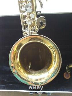 Yamaha YTS-23 Tenor Saxophone With Original Case