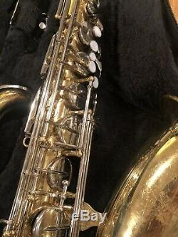 Yamaha YTS 23 Tenor Saxophone withGator Soft Case, Recent Tune-up, Plays Great