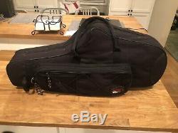 Yamaha YTS 23 Tenor Saxophone withGator Soft Case, Recent Tune-up, Plays Great