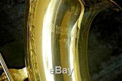 Yamaha YTS-23 Tenor Student Saxophone With Hard Case