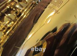 Yamaha YTS-24 Tenor Saxophone with Hard Case Shipped in Japan