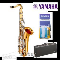 Yamaha YTS-26 Standard Bb Tenor Saxophone Used / MINT CONDITION