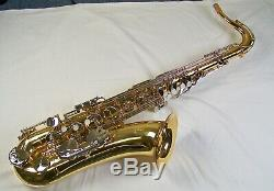 Yamaha YTS-26 Tenor Sax With Case & Mouthpiece