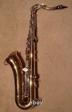 Yamaha YTS-26 Tenor Saxophone, Excellent Condition, Case, Vandoren Mouthpiece