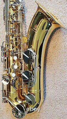 Yamaha YTS-26 Tenor Saxophone, Excellent Condition, New Protec Case, Mouthpiece