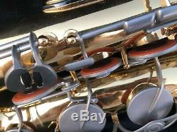 Yamaha YTS-26 Tenor Saxophone with Hard Shell Case NICE