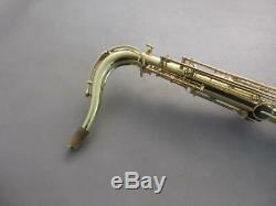 Yamaha YTS-475 Intermediate Tenor Saxophone In Hard Case