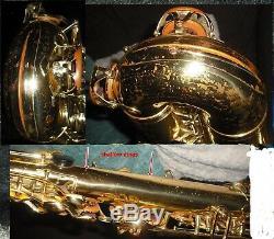 Yamaha YTS-52 Tenor Sax with Original  Yamaha Case
