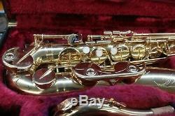 Yamaha YTS 575AL Allegro Tenor Sax With Case