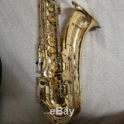 Yamaha YTS-61 Tenor Saxophone Sax with Hard Case