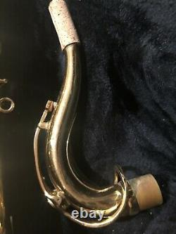 Yamaha YTS-62 Professional Tenor Saxophone Great Condition with Case