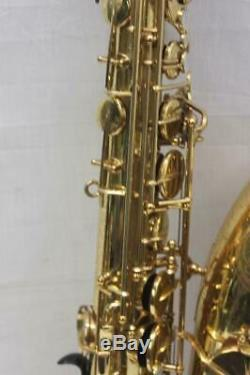 Yamaha YTS-62 Purple Label Professional Tenor Saxophone With Case