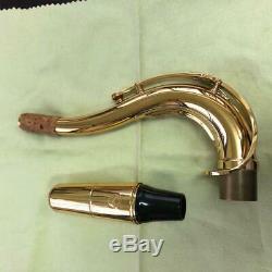 Yamaha YTS-62 Tenor Sax Saxophone with Hard Case