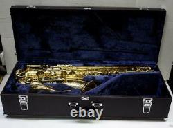 Yamaha YTS-62 Tenor Saxophone Purple Label Japan Case & Mouthpiece Included