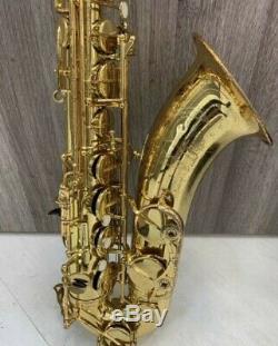 Yamaha YTS-62 Tenor Saxophone WithCase