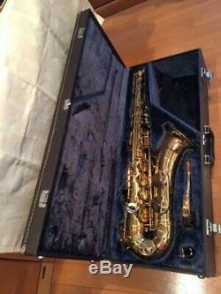 Yamaha YTS-62 Tenor Saxophone YTS62 With Case used