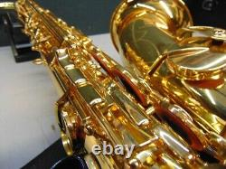 Yamaha YTS-62 Tenor Saxophone with Case (MB1028088)