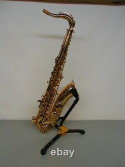 Yamaha YTS-62 Tenor Saxophone with Case and Mouthpieces (MB1027517)
