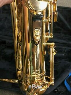 Yamaha YTS-62 Tenor Saxophone with Gig Case Japan