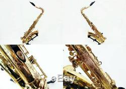 Yamaha YTS-62 YTS62 Tenor Saxophone Sax Bb Serviced Tested Used With Hard Case