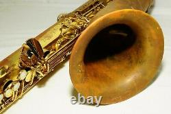 Yamaha YTS-62 with Hard Case Tenor Saxophone RefNo 3385