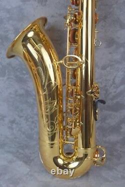 Yamaha YTS-875EX Custom EX Professional Tenor Saxophone Bb Sax with Case