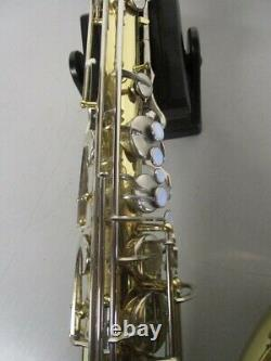 Yamaha Yts-200ad Advantage Tenor Saxophone With Case And Mouthpiece (mb1025852)